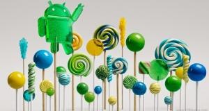 Google представила ОС Android 5.0 и открыла тайну ее названия