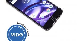 Обзор смартфона Moto Z: способен на все!