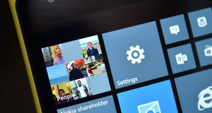 Microsoft даст стартовому экрану Windows Phone то, чего так не хватало - обои
