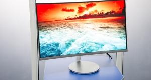 Видеообзор монитора Samsung C27F591F