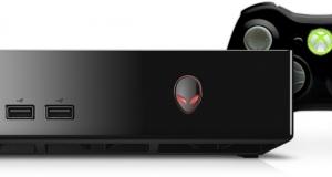 Alienware представила конкурента PS4 и Xbox One