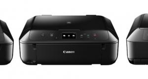 Новые принтеры Canon с поддержкой «облачных» сервисов
