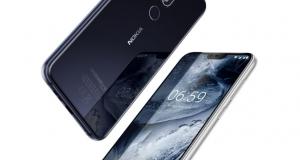 Нові безрамочні смартфони Nokia 6.1 Plus і Nokia 5.1 Plus
