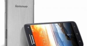 Новые смартфоны от Lenovo: Vibe Z (K910) и S860. И цены на них!