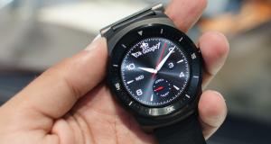 LG G Watch R: первый взгляд на классические смартчасы + (фото)