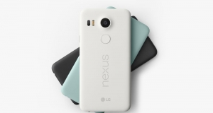 Новый смартфон Nexus 5Х