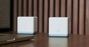 Mesh Wi-Fi система Halo S12: стабільний сигнал  за будь-яких розмірів вашої квартири!