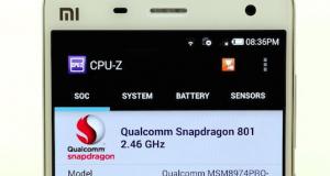 Бенчмарки Xiaomi Mi 4 показали возможности смартфона
