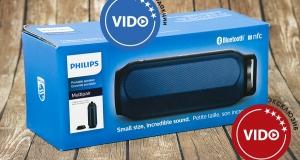 Обзор беспроводной колонки Philips BT6600N: good vibrations