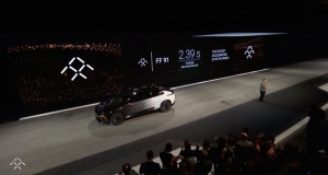 Звершилося: компанія Faraday Future показала електрокар FF 91