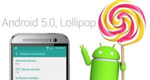 HTC One M8 обновится до Android 5.0 с Sense 6 вместо Sense 7