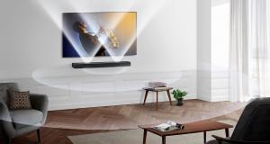 Саундбари Samsung для вражаючого домашнього кінотеатру