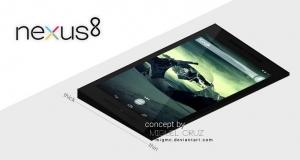 HTC Nexus 8 работает на 64-битном процессоре Tegra и Android L