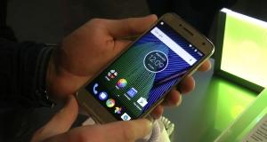 Lenovo привезла в Киев новые смартфоны Moto G5 и Moto G5 Plus