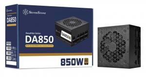 НОВИНКА SilverStone: DECATHLON стандартний АТХ модульний блок живлення 80 PLUS GOLD
