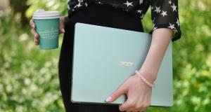 Огляд ультрабука Acer Swift 1 2018: коли стиль понад усе