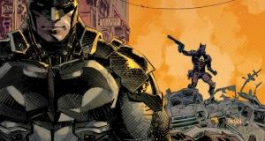 Игра Batman: Arkham Knight получит комикс-приквел