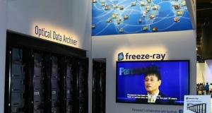 Panasonic и Facebook работают над системой  хранения данных на оптических дисках