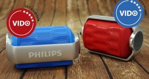 Огляд акустичної системи Philips Shoqbox Mini BT2200: якісний звук в міні-форматі