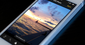 Как улучшить фотографии на iPhone или iPad в один клик