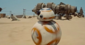 Крутящийся дроид в новых Звездных Войнах это настоящий робот, а не графические спецэффекты