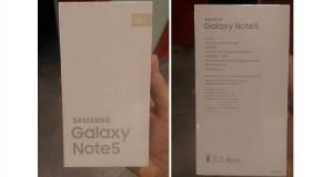 Galaxy Note 5 и S6 edge+ появились на новых фото