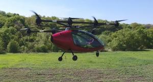 «Пасажирський дрон» – альтернатива звичайному таксі (відео)