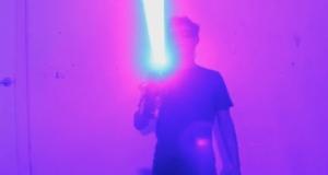 Создатель светового меча вернулся – на этот раз с 40 Вт бластером