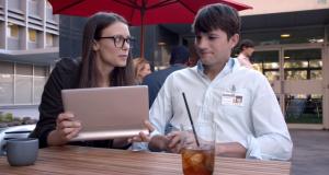Lenovo представит продукты, разработанные Эштоном Кутчером