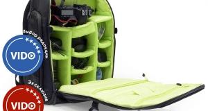 Обзор рюкзака Tucano Tech Plus Backpack: большая и маленькая зеркалка