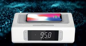 Розумна акустична док-станція 2Е SmartClock