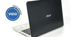 Огляд ноутбука ASUS K501L: потужність в тонкому корпусі