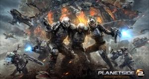 Бета-версия Planetside 2 для PS4 получила дату выхода