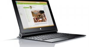 Планшеты Lenovo YOGA Tablet 2: 8 и 10 дюймов на Windows