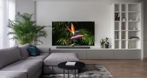 """TCL X10 65"""" 4K Mini LED TV: Глибокі чорні. Нескінченні кольори"""