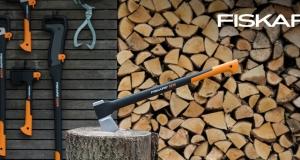 ERC – офіційний дистриб'ютор садового інструменту FISKARS!