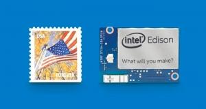 Игра Doom на крошечном мини-ПК Intel Edison (видео)