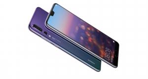 Huawei P20 Pro визнано «Найкращим смартфоном року»