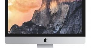 iMac с сенсорным дисплеем: быть или не быть?