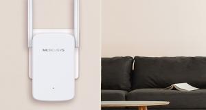 Mercusys починає продавати в Україні підсилювач сигналу і адаптер бездротової мережі з підтримкою двох діапазонів Wi-Fi