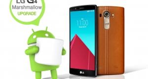 LG G4 первым обновится до Android 6.0 Marshmallow