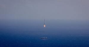 SpaceX снова попытается посадить ракету Falcon 9 на беспилотный корабль в это воскресенье