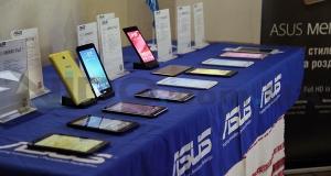 В Киеве представлены моноблоки и обновленная линейка планшетов ASUS