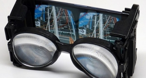 Очки виртуальной реальности Wearality Sky 3D для смартфона (видео)