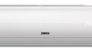 Cплит-система Zanussi Elegante DC Inverter с технологией Wi-Fi