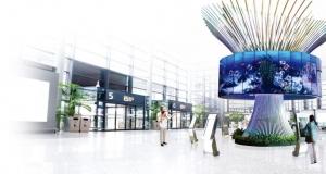 LG Digital Signage: 55-дюймовые видеостены