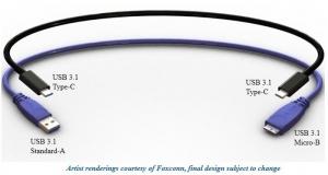 Двусторонний USB-коннектор - новое будущее для смартфонов