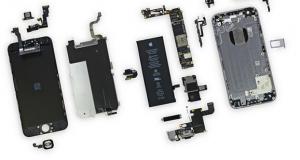 Себестоимость iPhone 6: чистая прибыль Apple поражает