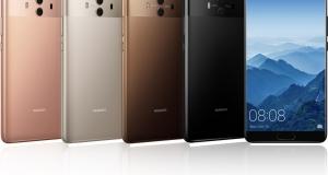 Huawei презентує смартфони Huawei Mate 10 і Huawei Mate 10 Pro