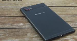 Видеообзор смартфона Lenovo Vibe Z2 Pro (K920): главный приз осени